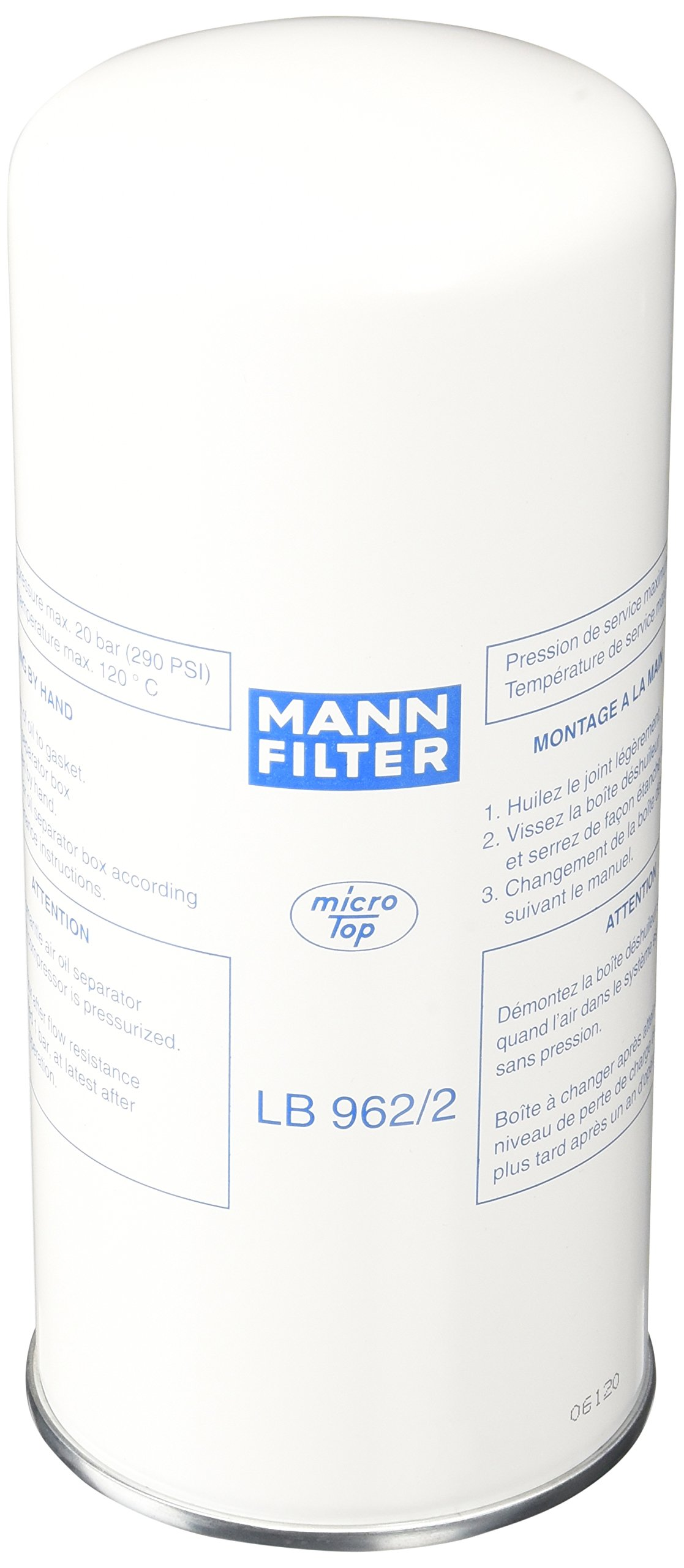 Killer Filter Replacement for Atlas Copco 1622-0871-00 by Killer Filter