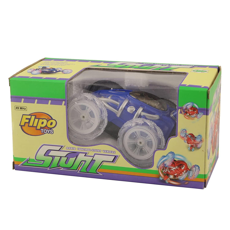 Amazon.com: Flipo Control Remoto Stunt – Coche con luces ...