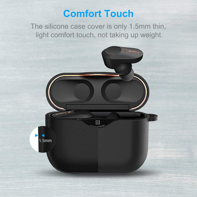 Fyoung Silikonhülle Für Sony Wf 1000xm3 Wireless Elektronik