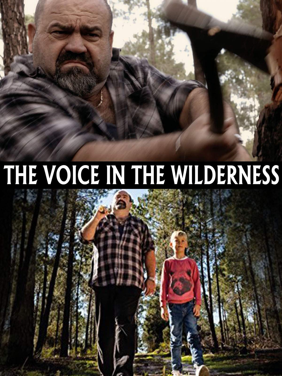 The Voice In The Wilderness on Amazon Prime Video UK