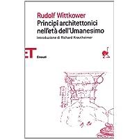 Principi architettonici nell'età dell'umanesimo