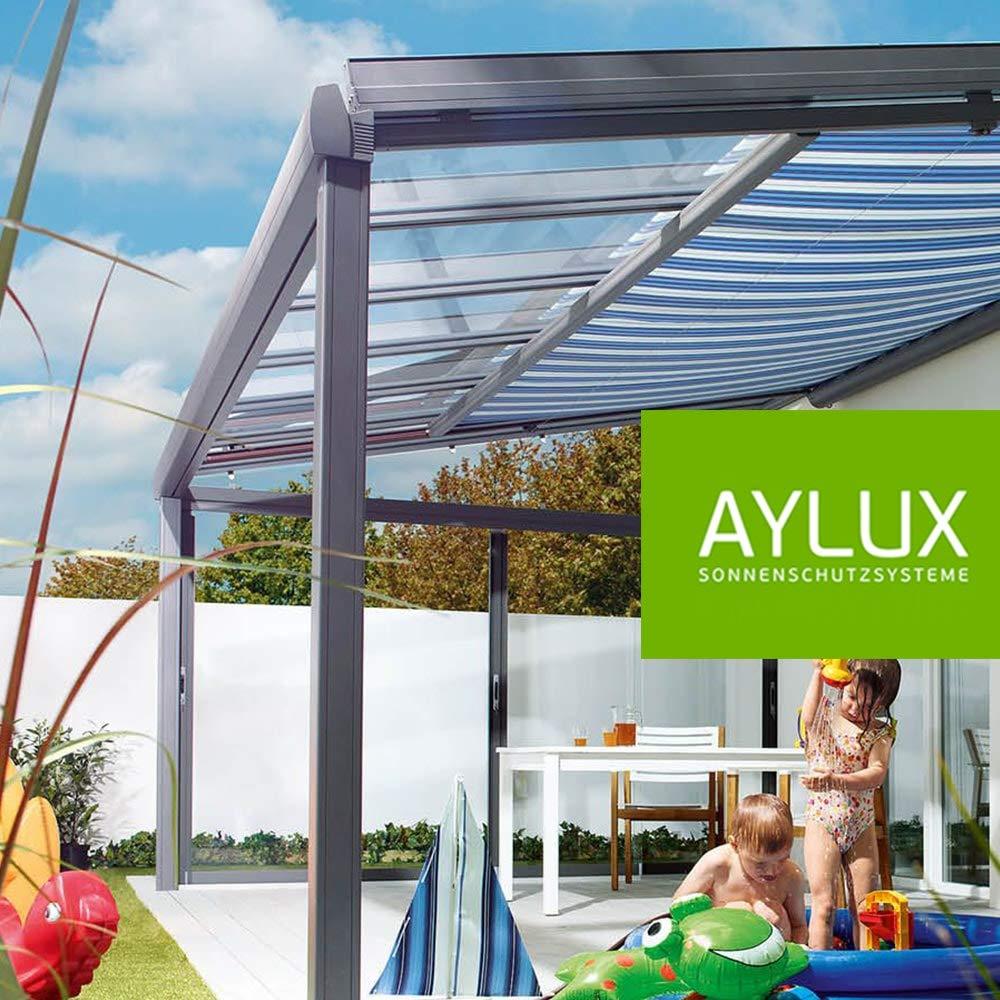 Aylux prikker-überdachungen terassen Techo Sistema Completo ...