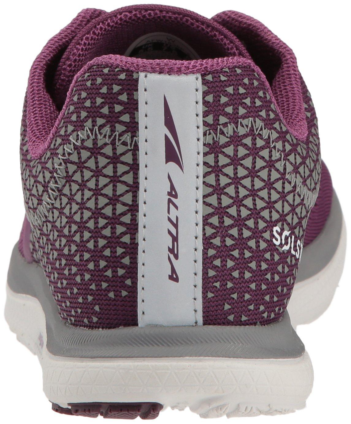 Altra Women's Solstice Sneaker, Purple, 5.5 Regular US by Altra (Image #2)