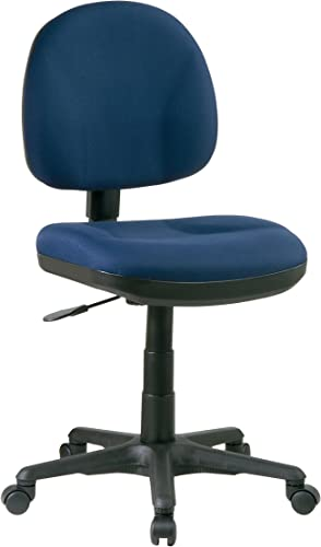 Office Star Sculptured Thick Padded Seat and Back