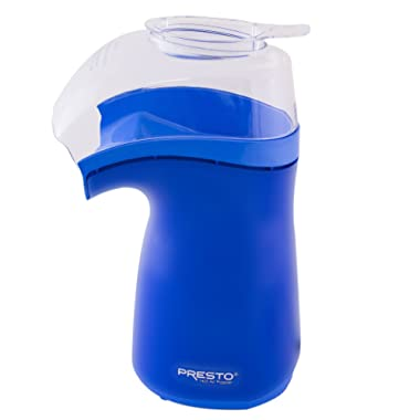Presto 04841 Orville Redenbachers Hot Air Popcorn Popper, Blue