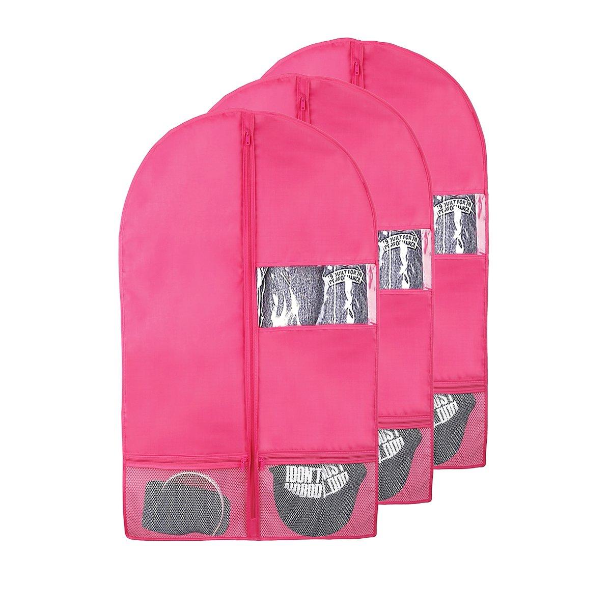 1f4b10802ed9 Kernorv Garment Bags for Dance Costumes, 36