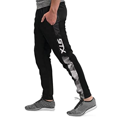 bc1a0a6539747 STX Athletic Mens Sweatpants with Pockets  Gym Workout Performance  Activewear Track Pants for Men at Amazon Men s Clothing store