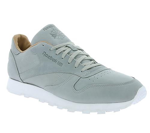 Reebok Classic Leather PN Schuhe Herren Echtleder Sneaker