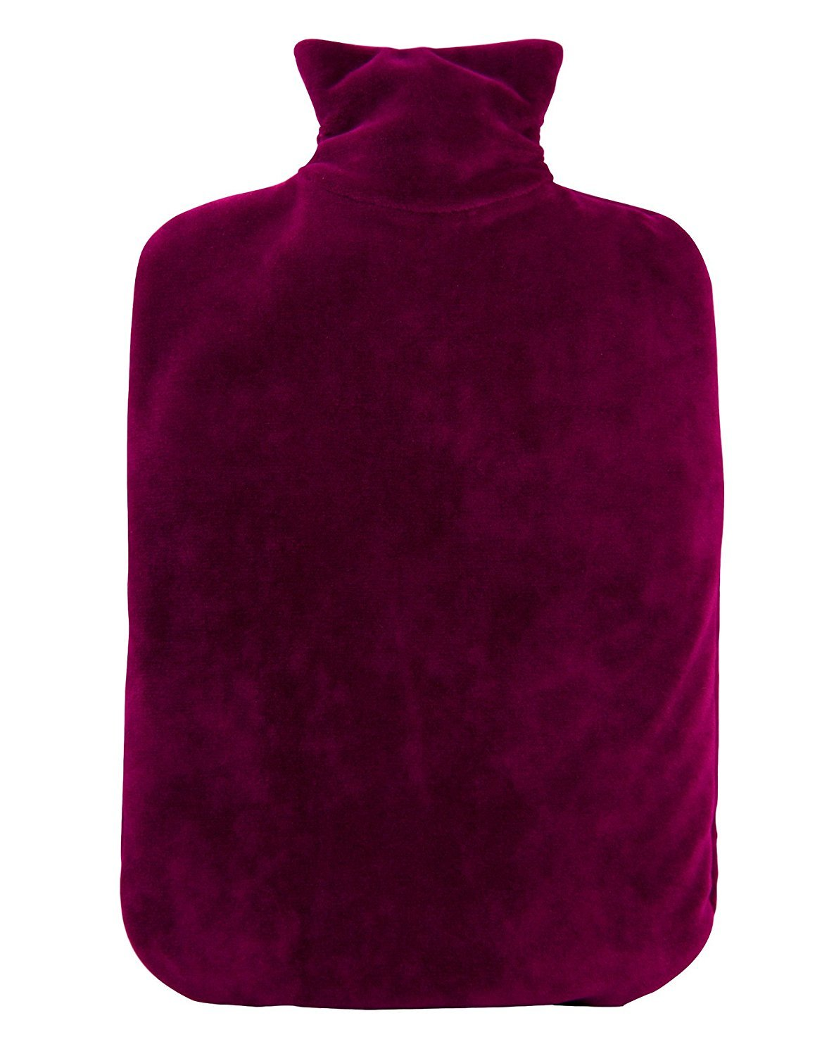 Hugo Frosch 2L Classic Hot Water Bottle with cover