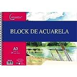 Cervantes PB304 - Block de acuarela A3