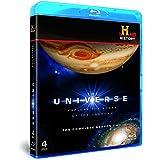 The Universe: Complete Season 2  (4 Disc) [Blu-ray] [Region Free]