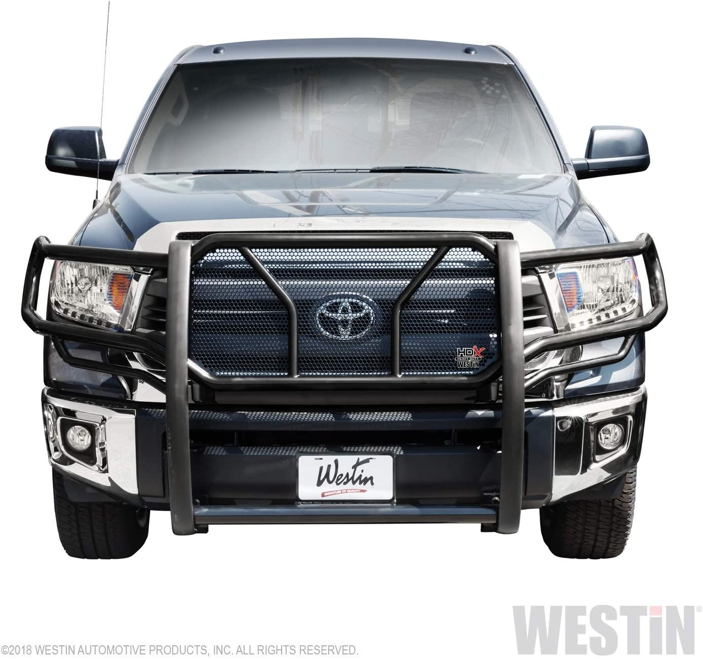 Westin HDX Grille Guard | 2014-2020 Tundra | 57-3705 | Black | 1 Pack