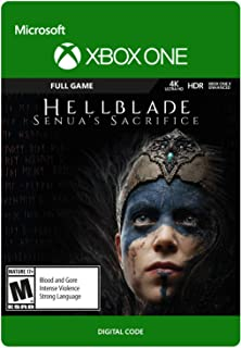 Amazon.com: Hellblade: Senuas Sacrifice - PS4 [Digital Code ...