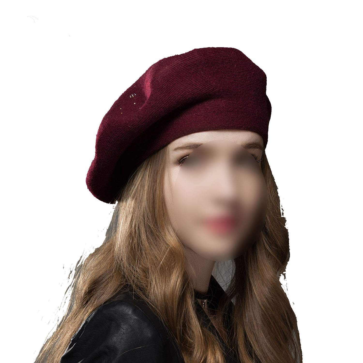 3e095fb093ed94 Sunglasses & Eyewear Accessories Dami-shop High end Winter Hat Berets 2018  New Wool Cashmere Womens Warm Brand Casual Hats for Girls Cap