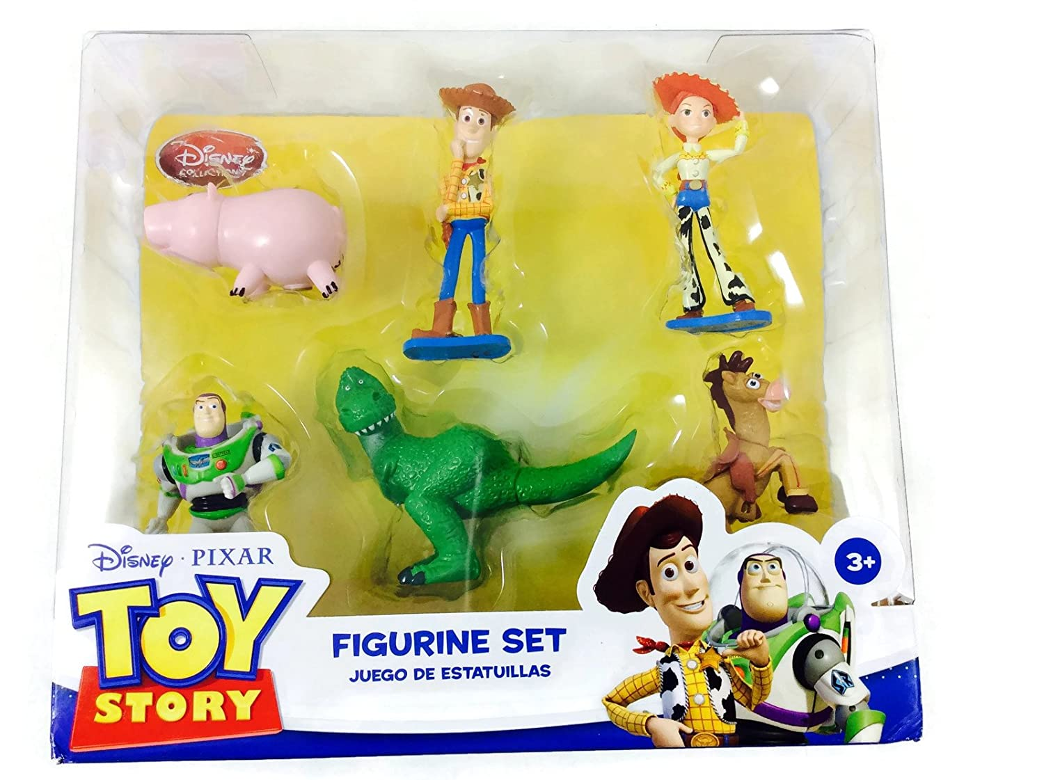 Disney Toy Story 6-pc Figure Set Generic SG/_B00GF0R13I/_US