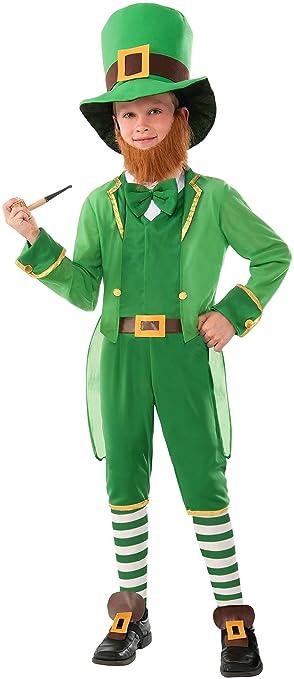 Amazon.com: Forum Novelties Little Leprechaun Costume, Medium ...