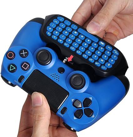 Bluetooth Mini Wireless Chatpad Mensaje, inalámbrica 2.4 G teclado ...