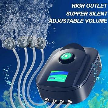 ポンプ 水槽 空気