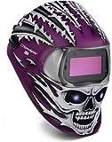 3M Speedglas Welding Helmet 100 Raging Skull, with 100V filter