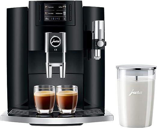 Jura E8 15271 Automatic Coffee Center Chrome