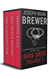 The Shig Sato Trilogy: Box Set 1 (The Shig Sato Mysteries Box Set)