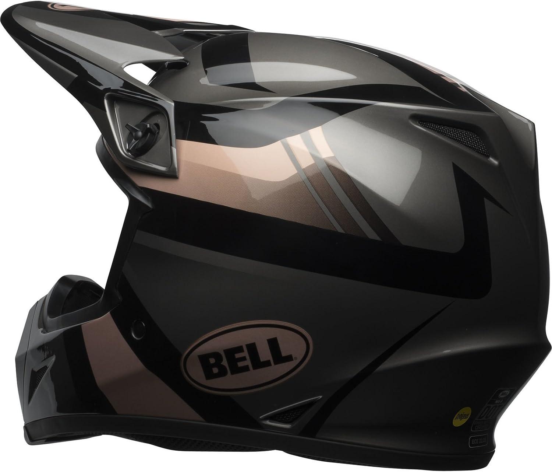 Bell MX 2018 MX-9 Mips MX Off Road Helmet Marauder Copper//Black