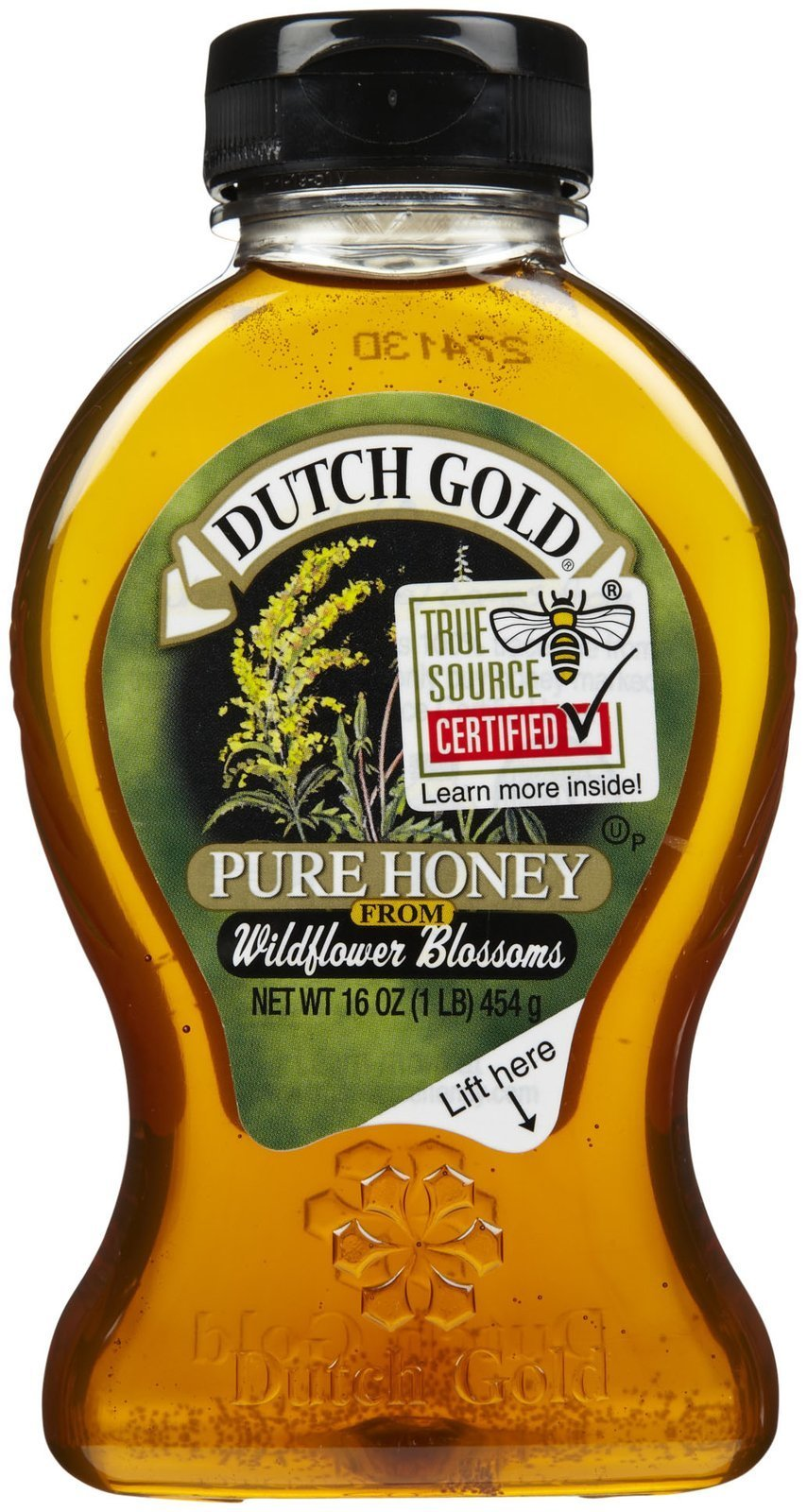 Amazon com : Dutch Gold Honey Clover Honey, 16 oz : Grocery
