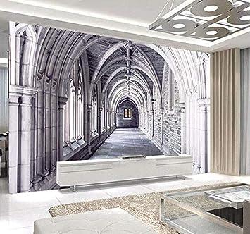 Murales de pared grandes Fondos para la sala de estar Estéreo 3D ...