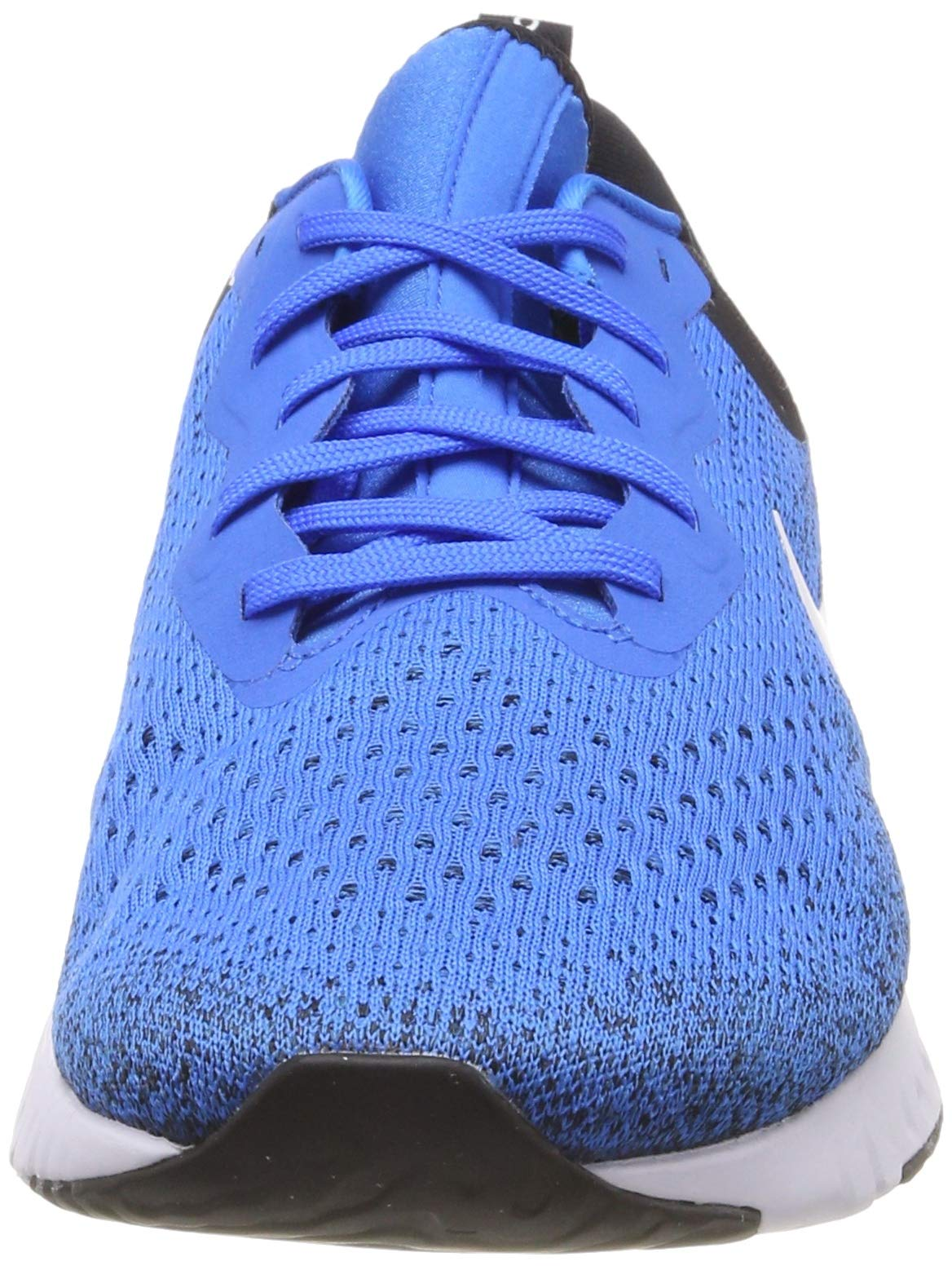Nike Odyssey React Men's Running Shoe Green Abyss/Volt-Blue Force-White 7.5 by Nike (Image #4)