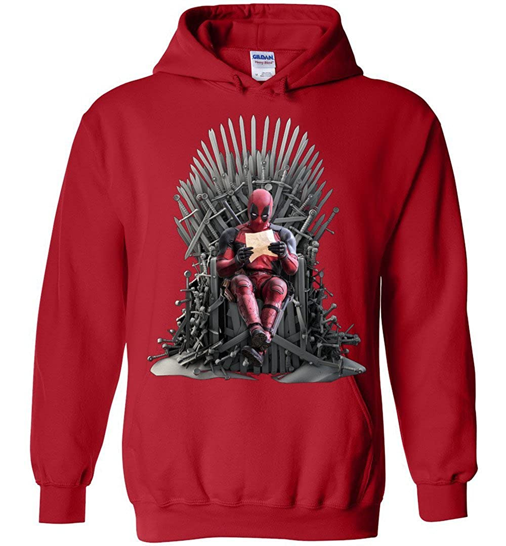 TSHIRTAMAZING Deathpool and Thrones Hoodies