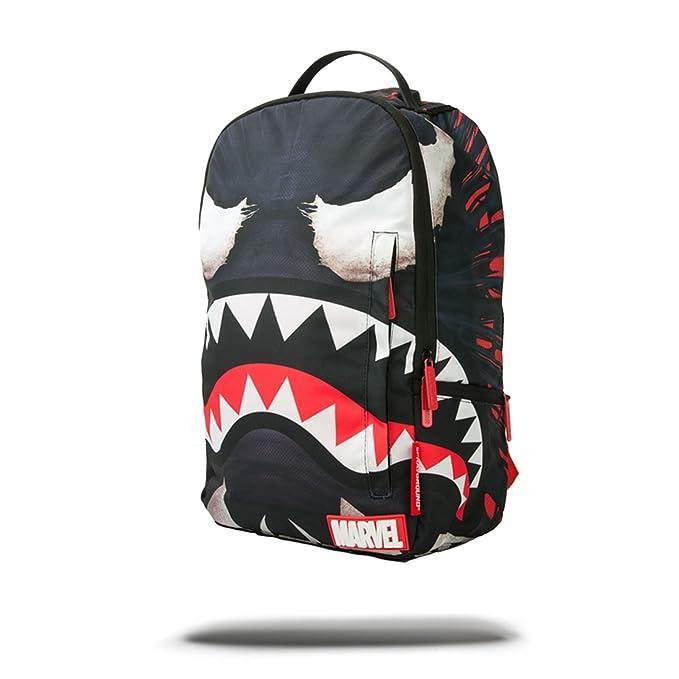 27a63cc67550f3 Sprayground Unisex Marvel Venom Shark Mouth Backpack One Size Assorted