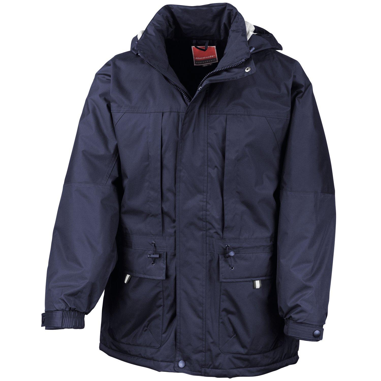 Result Multi-function winter jacket Navy/ Navy M