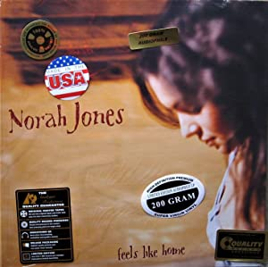 Special Audiophile Pressing - Norah Jones