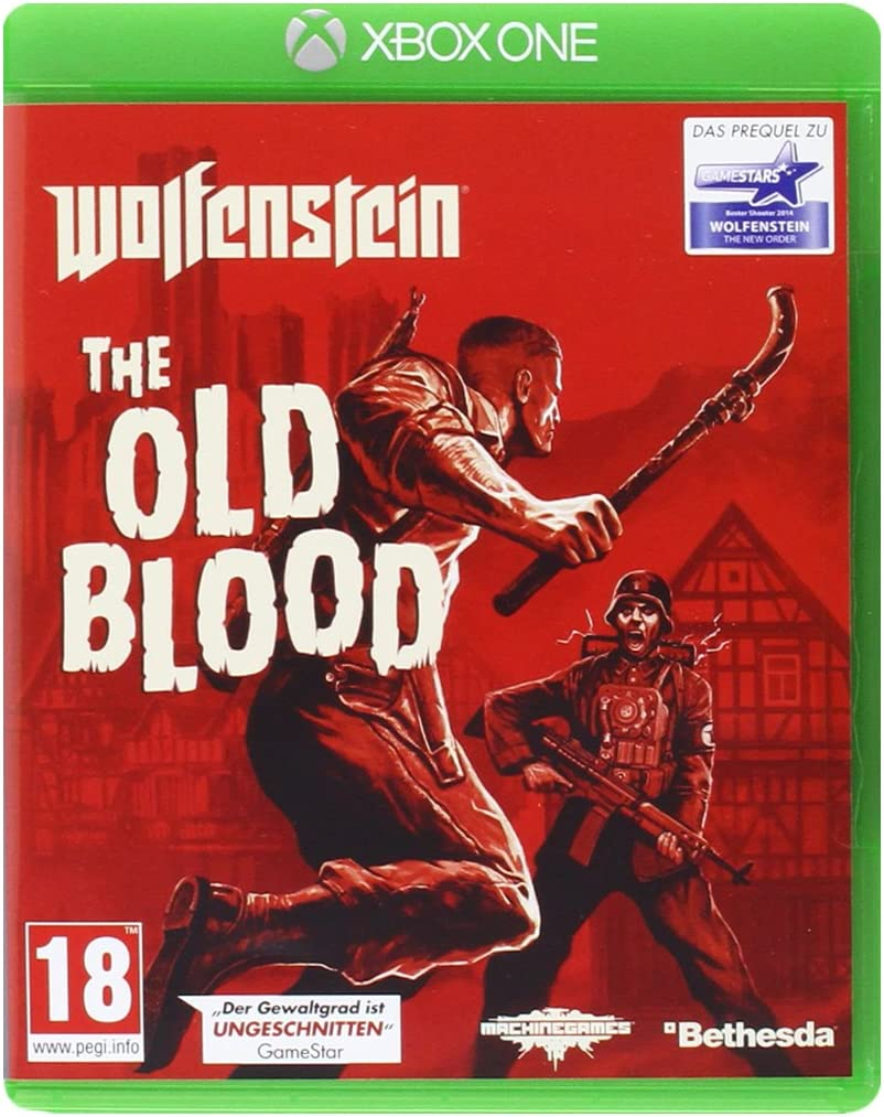 Bethesda Wolfenstein: The Old Blood, Xbox One Básico Xbox One ...