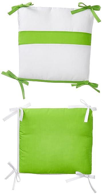 Superbe Baby Doll Bedding Junior Rocking Chair Cushion Pad Set For Child/Toddler  Rocker, Green