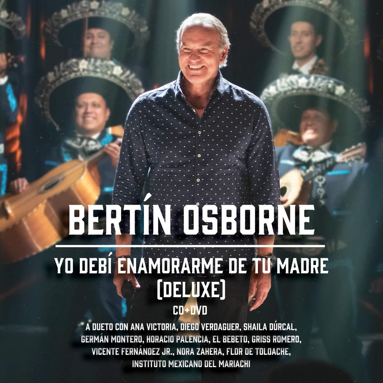 Bertin Osborne Yo Debi Enamorarme De Tu Madre Deluxe Cd Dvd Music