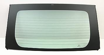 Para 2010 – 2015 Toyota Prius 4 puertas trasera caliente de cristal de ventana trasera parabrisas