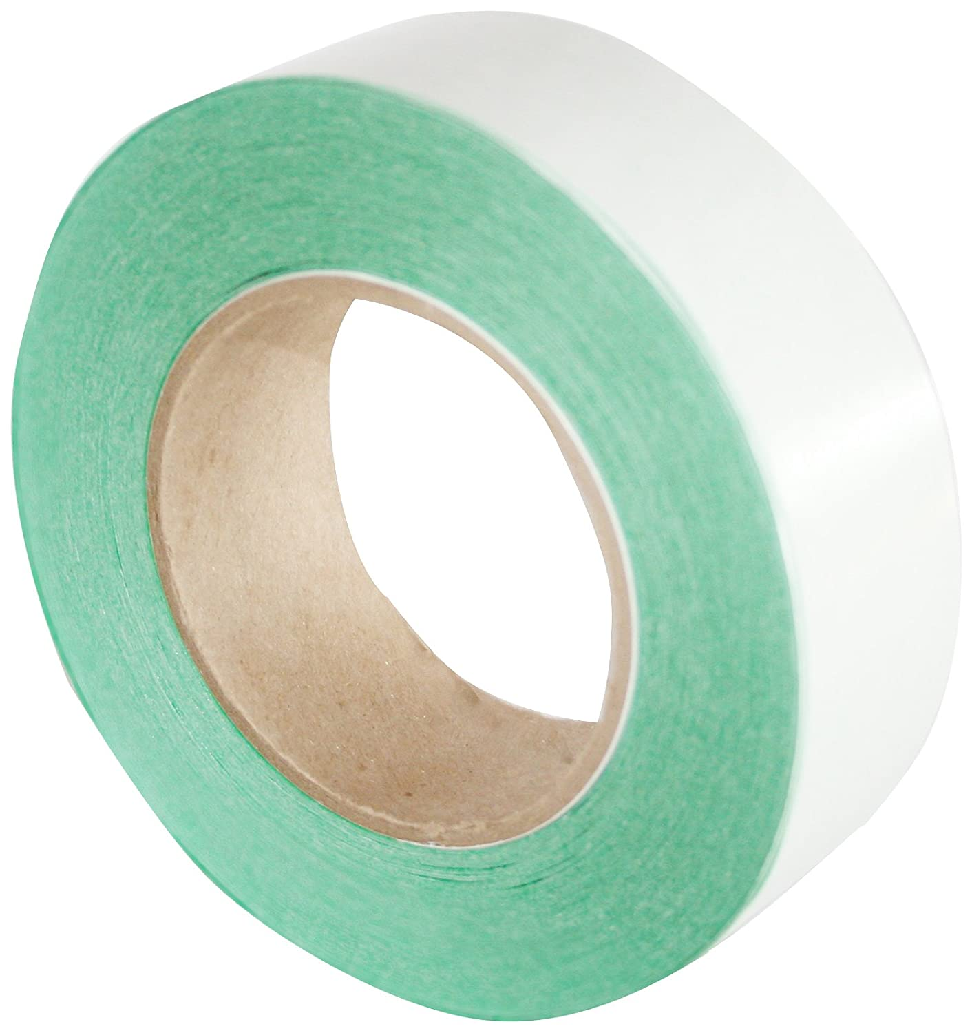 3 Core 1 1//2 Width 3 Core 909-0112 MAXI Maxi 909-0112 Aqua-Green Repulpable Splicing Tape Double Coated with Adhesive and Repulpable Liner 60 Yards Length 1 1//2 Width