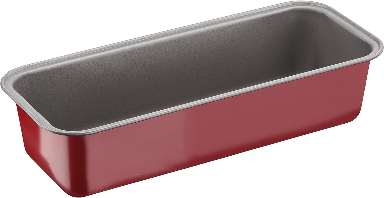 Rot Tefal J1640214 Delibake Backform aus Stahl