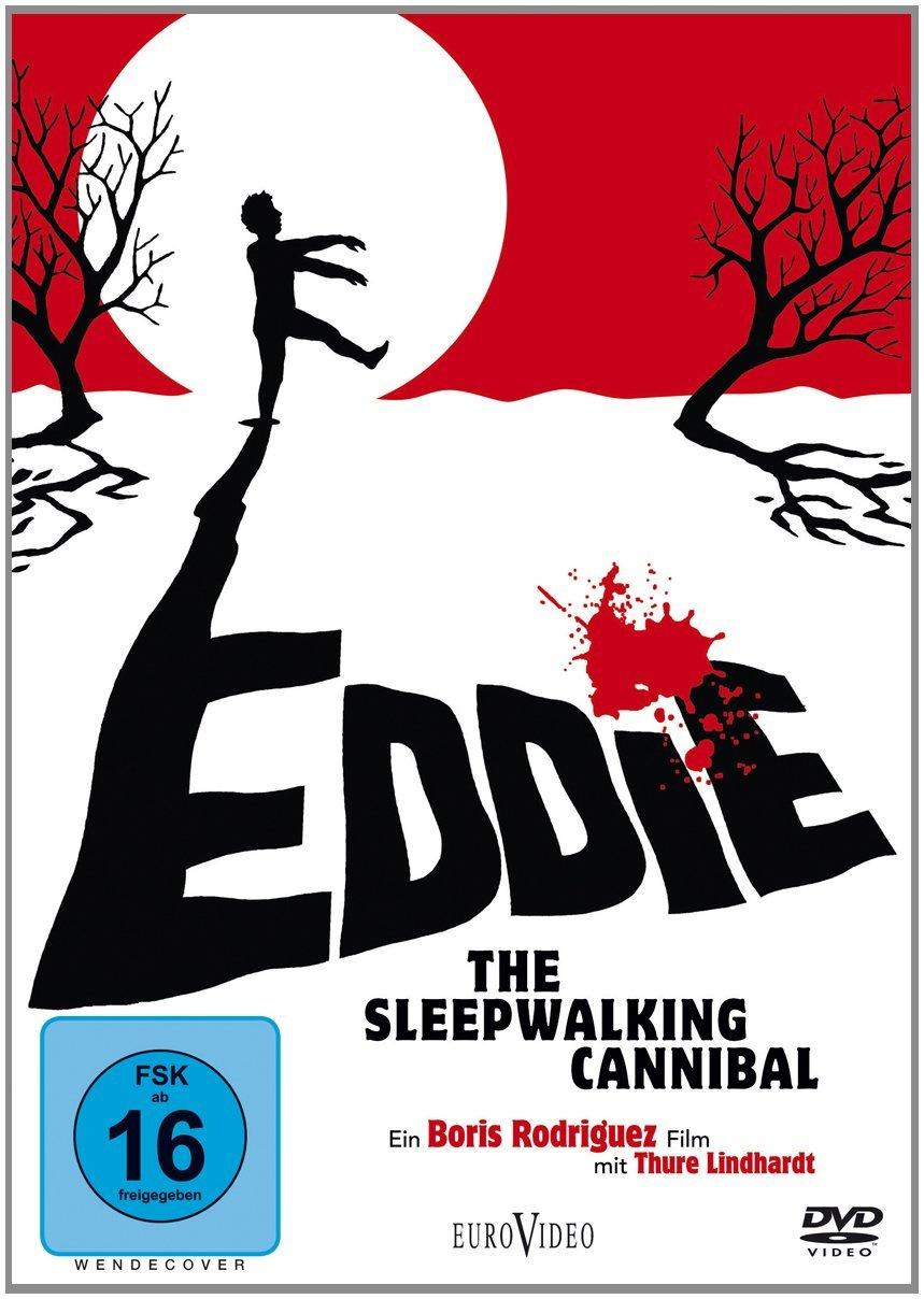 Eddie - The Sleepwalking Cannibal [Alemania] [DVD]