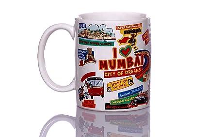 Mumbai Ceramic Mug