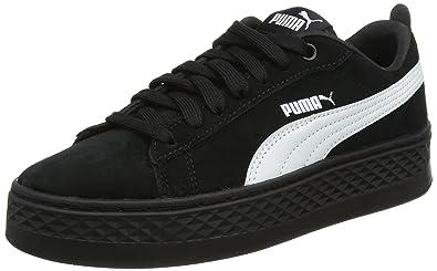 Puma Damen Smash Platform Suede 366488 02 Sneaker