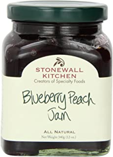product image for Stonewall Kitchen Blueberry Peach Jam, 12 Ounces