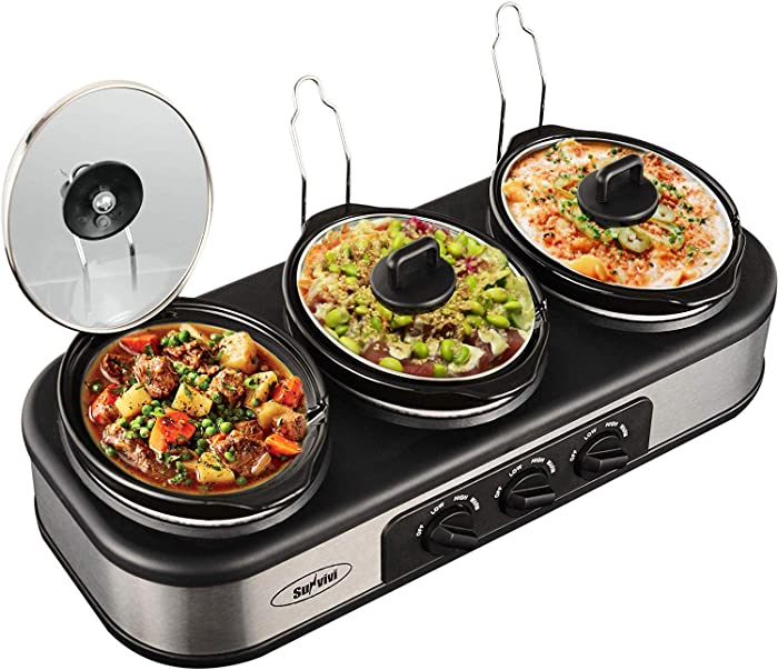 Top 9 Crock Pot Divider Slow Cooker
