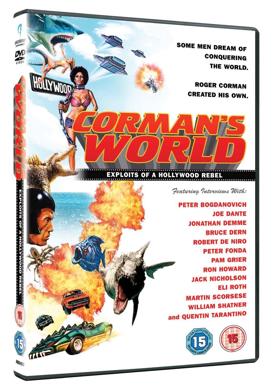Cormans World [DVD] [Reino Unido]: Amazon.es: Robert De Niro ...