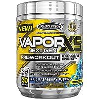 Pre Workout Powder | MuscleTech Vapor X5 | Preworkout Powder for Men & Women w/ Creatine Monohydrate & Beta Alanine for…