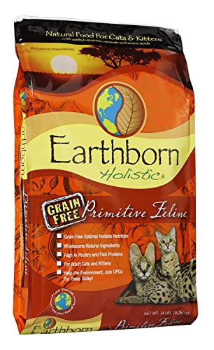 Earthborn Holistic Cat Food