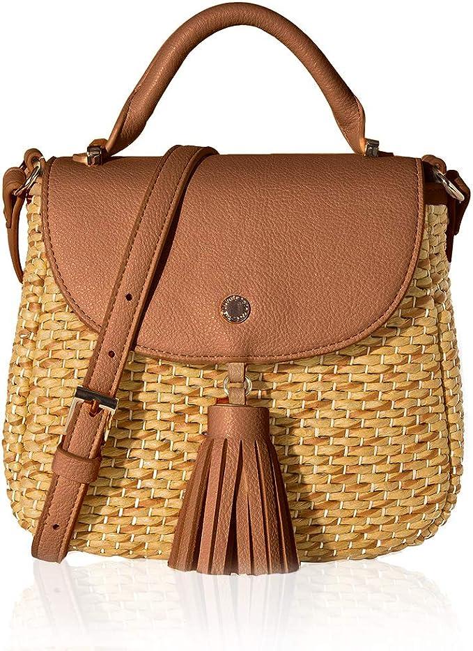 Amazon.com: The Lovely Tote Co. Bolsa de tela para mujer ...