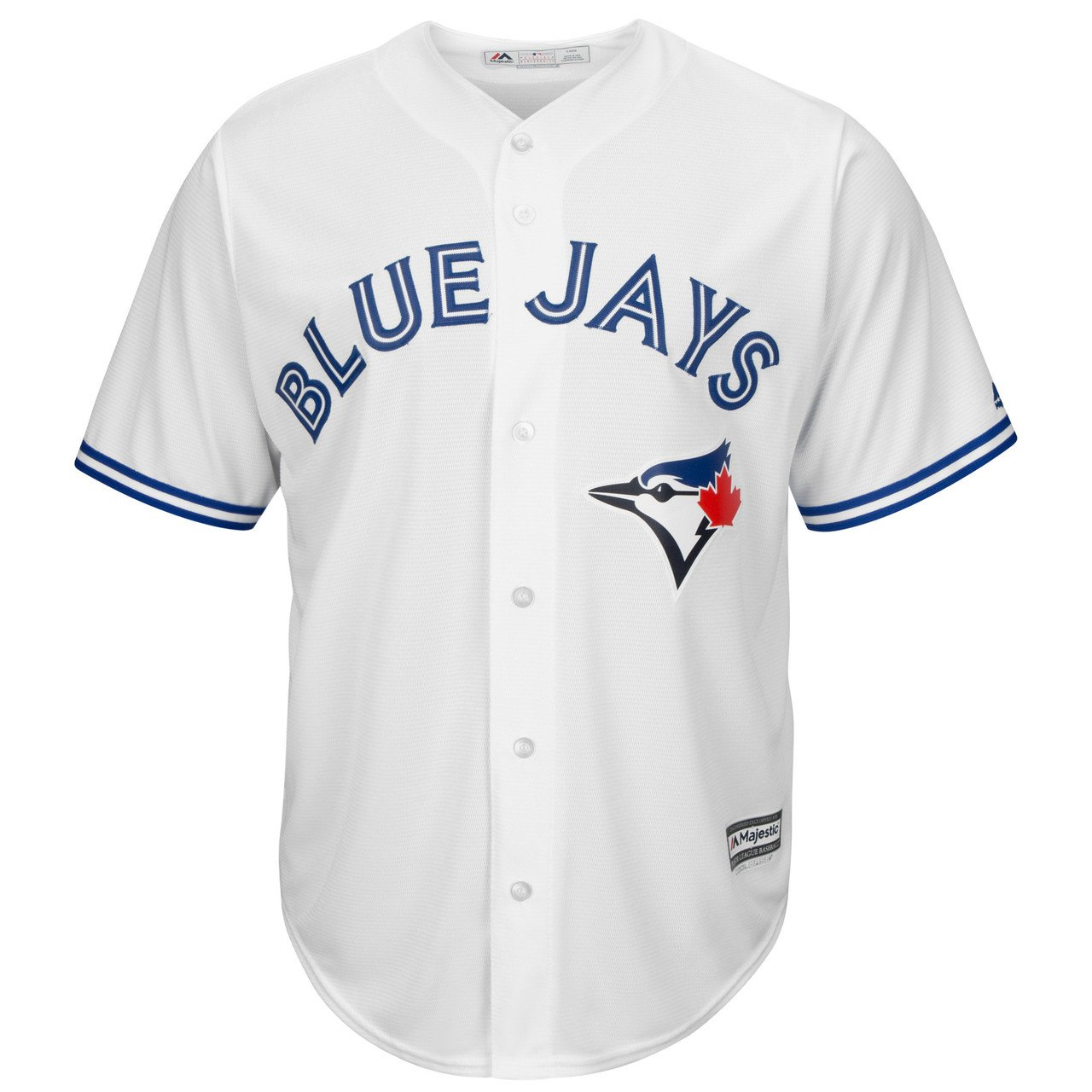 Toronto Blue Jays Women's Cool Base Jersey Home Majestic