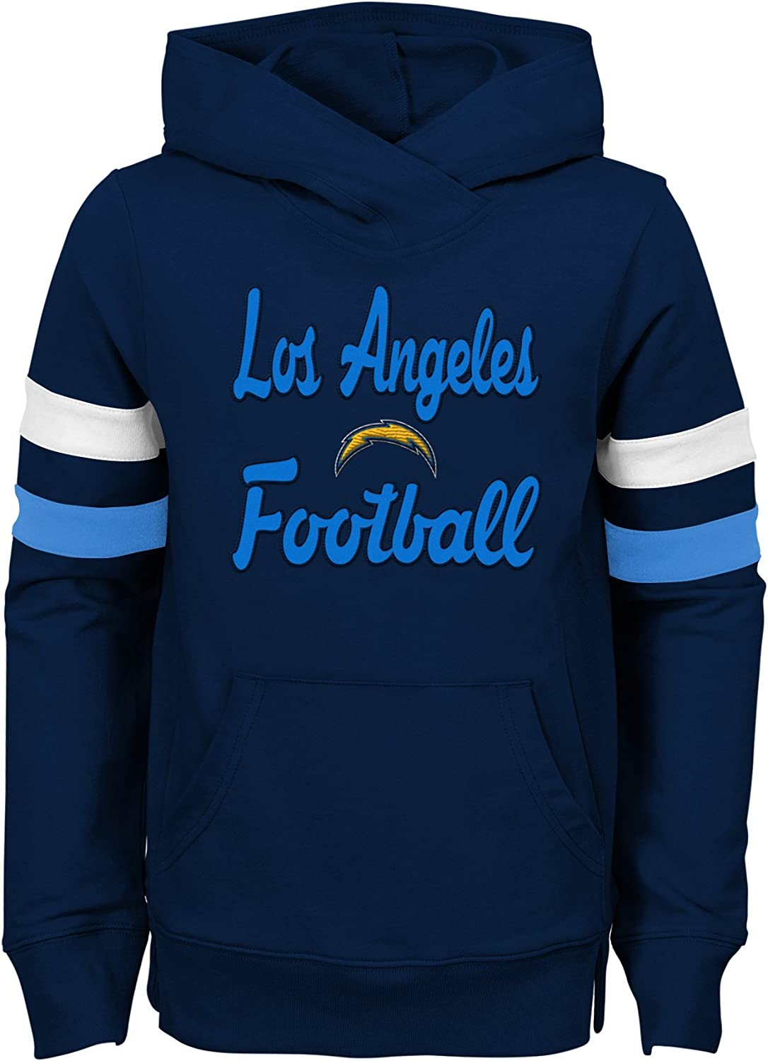 Outerstuff NFL girls Youth Girls claim To Fame Overlay Hoodie